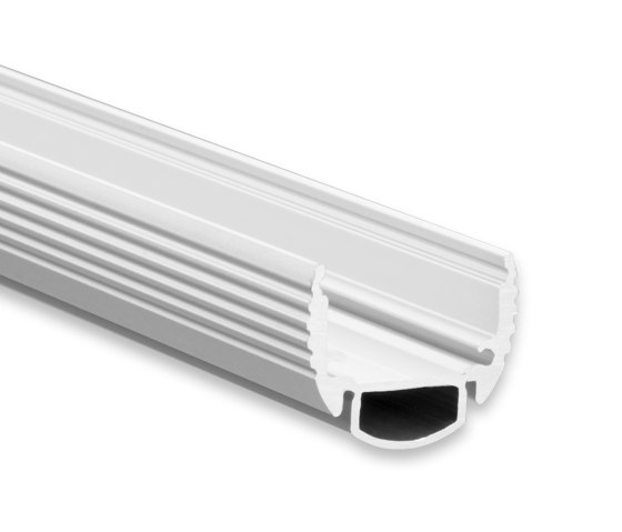PL9 Serie | PL9 LED RUND-Profil 200 cm von Galaxy Profiles | Profile