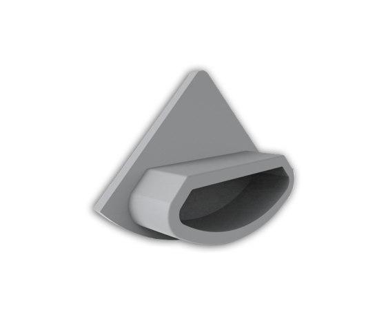 PN10 series | End cap E67 silicone by Galaxy Profiles