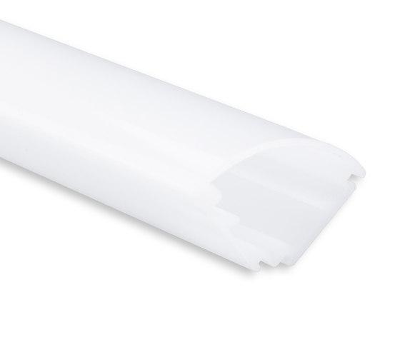 PN10 series | PN10 LED CORNER cover profile 200 cm by Galaxy Profiles