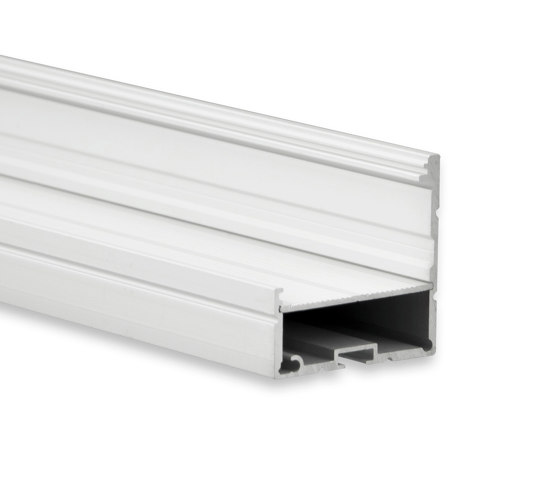 PN18 series | PN18 LED CONSTRUCTION profile 200 cm, asymmetrical by Galaxy Profiles | Profiles