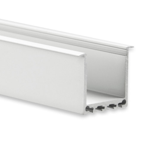 PN7 series | PN7 LED INSTALLATION profile 200 cm, high by Galaxy Profiles | Profiles