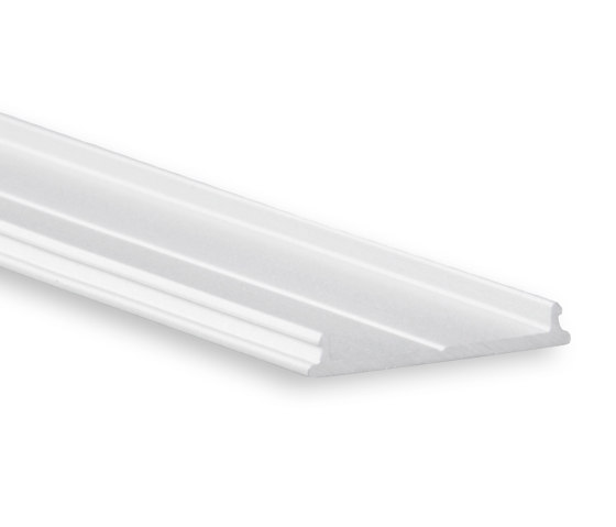 PO13 Serie | PO13 LED AUFBAU-Profil 200 cm, biegbar von Galaxy Profiles | Profile