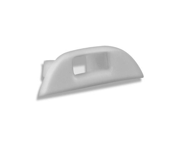 PO14 series | End cap E70 silicone by Galaxy Profiles