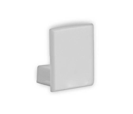 PO16 series | End cap E62 silicone by Galaxy Profiles