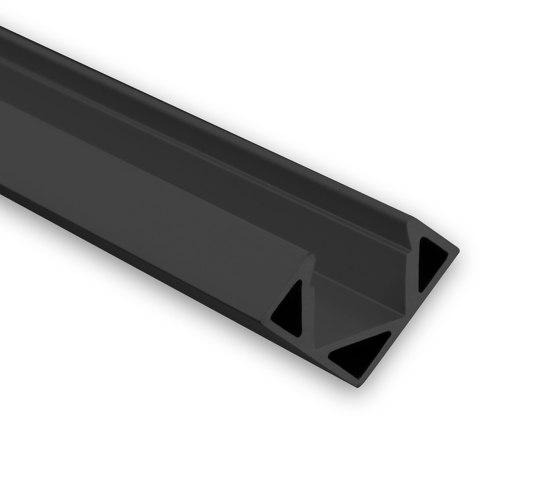 PO23 series | PO23 LED CORNER profile 200 cm by Galaxy Profiles | Profiles