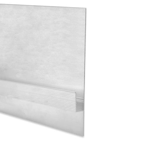 TBP2.1 series | TBP2.1 LED drywall profile 200 cm by Galaxy Profiles | Profiles