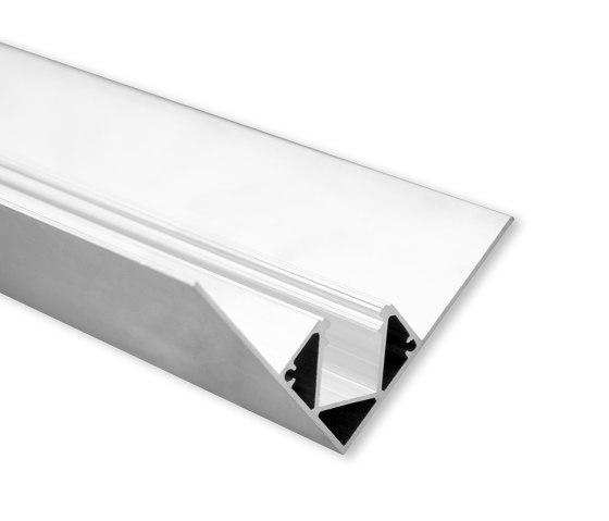 TBP6 series | TBP6 LED drywall profile 200 cm by Galaxy Profiles | Profiles