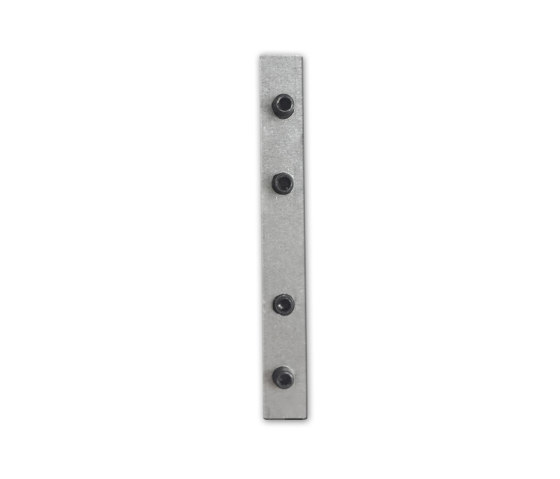 Accessories | Connector Z10 for profile PL10, PN17, PN18, PN19 180°, set of 4 by Galaxy Profiles