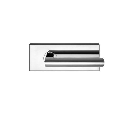 Glass door fitting EGS110Q (72) by Karcher Design | Lever handles for glass doors