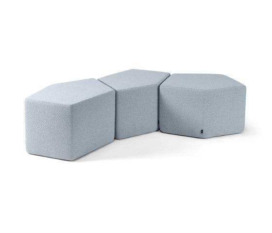 Penta by Torre 1961 | Modular seating elements