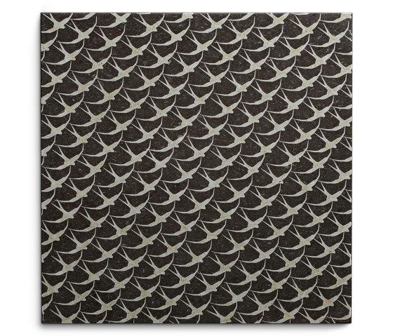 Edo Swallows de File Under Pop | Carrelage céramique