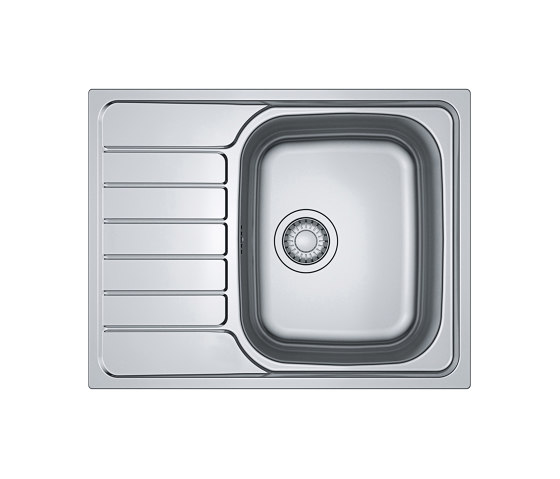 Spark Sink SKX 611-63 Stainless Steel by Franke Kitchen Systems