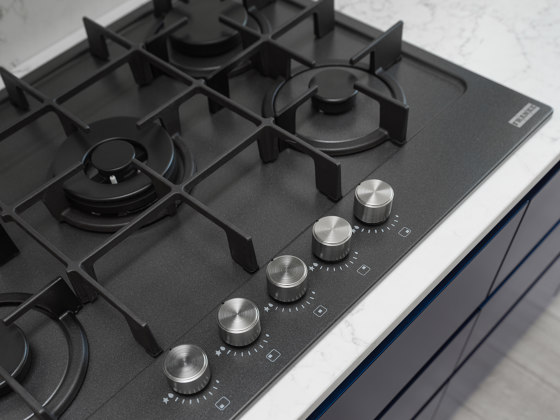 Maris Hob FHMA 755 4G DC GF C Graphite by Franke Kitchen Systems | Hobs