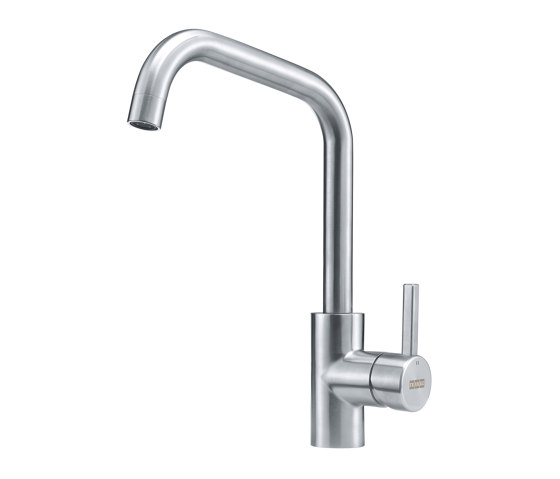 Kubus Tap Swivel Spout U Spout Stainless Steel by Franke Kitchen Systems | Kitchen taps