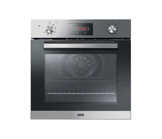 Smart Linear Multifunctional Oven SM 86 P XS Stainless Steel by Franke Kitchen Systems | Ovens