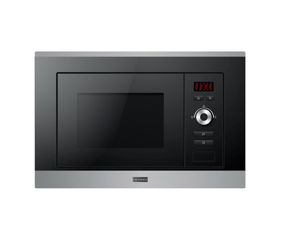 Smart Plus Multifunctional Microwave FMW 20 SMP G XS Stainless Steel Black by Franke Kitchen Systems | Microwaves