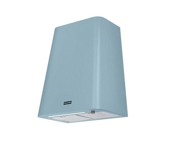 Smart Deco Hood FSMD 508 BL Matt Smokey Blue by Franke Kitchen Systems | Kitchen hoods