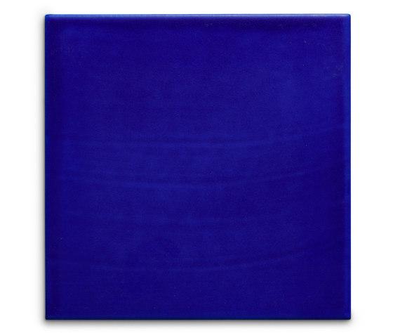 Pop Solid Color | Turbulent Indigo by File Under Pop | Ceramic tiles