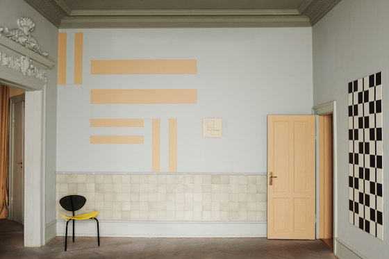 Wallpaper Mini 04 Stripes by File Under Pop | Wall coverings / wallpapers