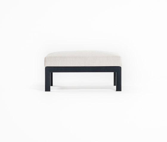Linate Wood de Time & Style | Poufs