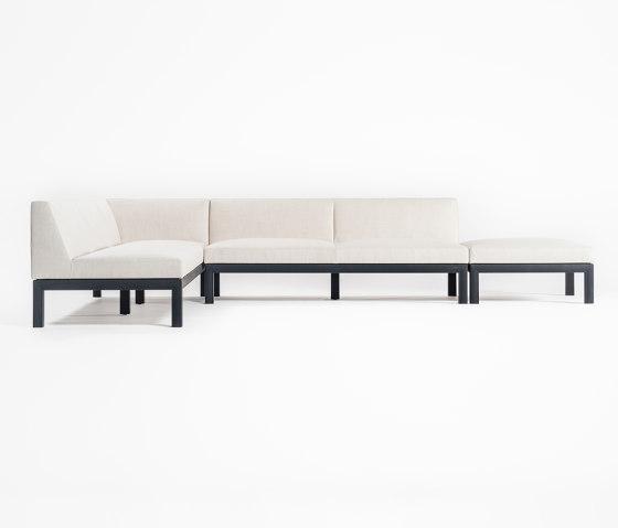 Linate Wood de Time & Style | Canapés