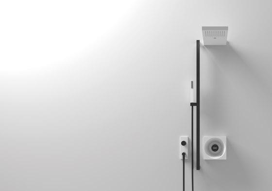 XYZ⁺™Shower Column by Jacuzzi® | Shower controls