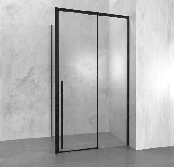 XYZ⁺™Shower Enclosure by Jacuzzi® | Shower screens