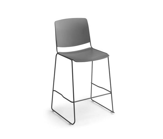 Mass High Chair by Sellex | Bar stools
