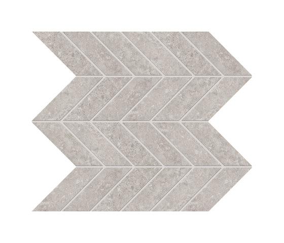 Foyer | Elegant Tessere Chevron by Marca Corona | Ceramic tiles