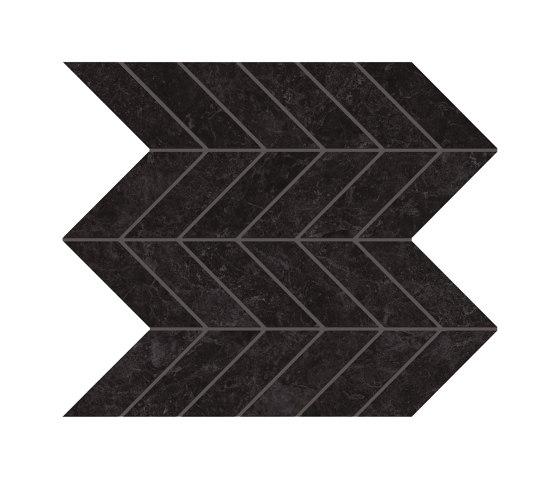 Foyer | Intense Tessere Chevron by Marca Corona | Ceramic tiles