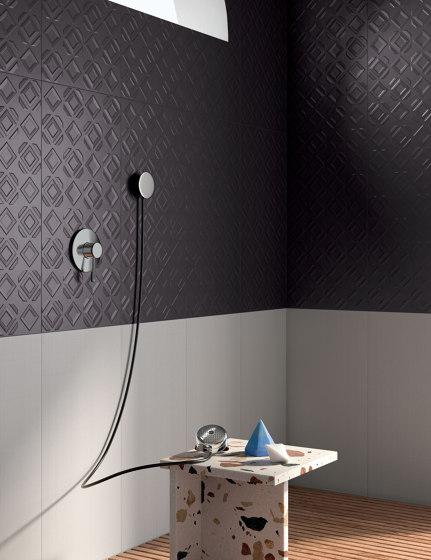 Victoria Art Obsidian von Marca Corona | Keramik Fliesen