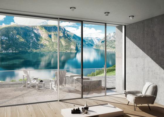 Panorama Design | ASS 77 PD.HI manual by SCHÜCO | Window types