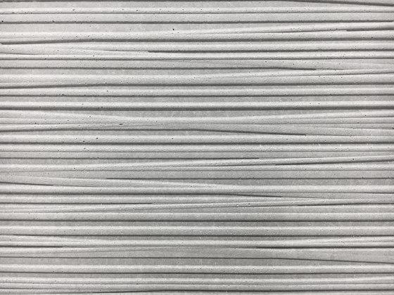 concrete skin | twine di Rieder | Pannelli cemento