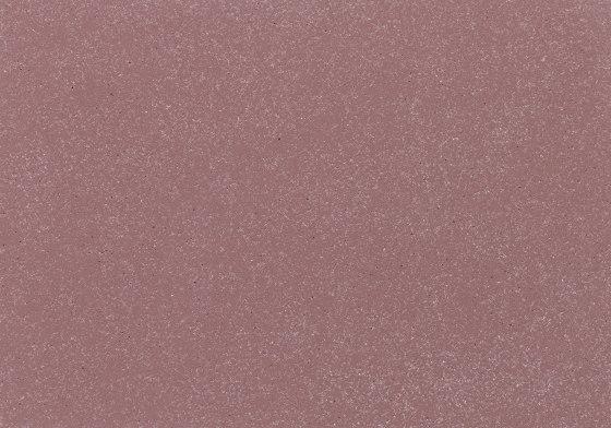 öko skin | FL ferro light burgundy by Rieder | Concrete panels
