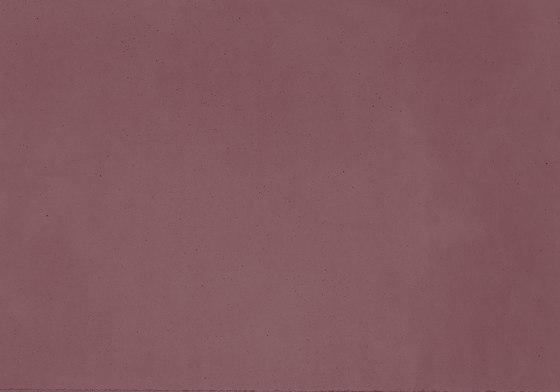 öko skin | MA matt burgundy by Rieder | Concrete panels