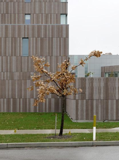 öko skin | Oberlin Gateway Center by Rieder | Facade systems