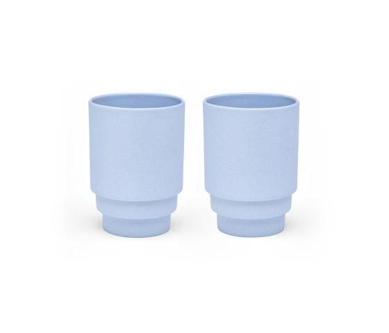 Monday Mug Lightblue by PUIK | Dinnerware