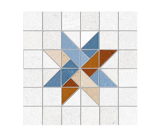 Seine | Arcole-R Azul by VIVES Cerámica | Ceramic mosaics