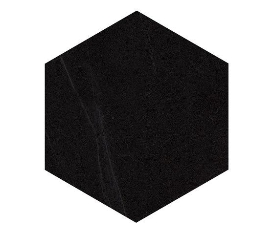 Seine | Hexágono Seine Basalto von VIVES Cerámica | Keramik Fliesen