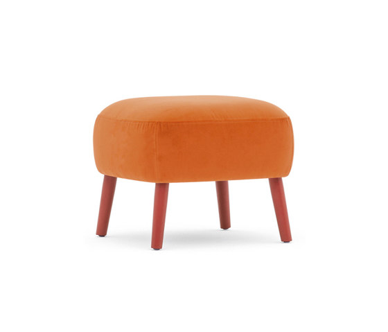 Rose 03001 by Montbel | Poufs