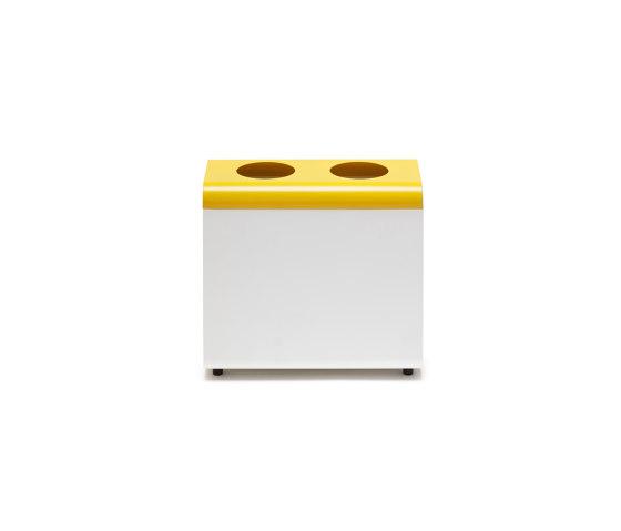Interlaken | INT 01 A by Made Design | Waste baskets