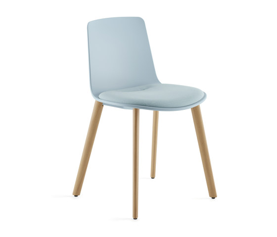 Altzo943 Chair with Cushion by Steelcase | Chairs