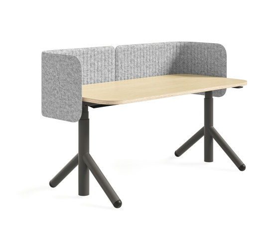 Flex Height Adjustable Desk de Steelcase | Escritorios