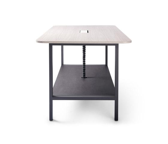 FrameFour WorkBench by Steelcase | Desks
