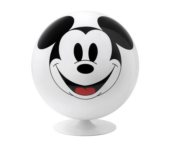 Ball chair, Mickey Mouse upholstery: Kvadrat Hallingdal 65 Black 190 von Eero Aarnio Originals | Sessel