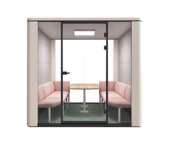 se:cube by Sedus Stoll | Office Pods
