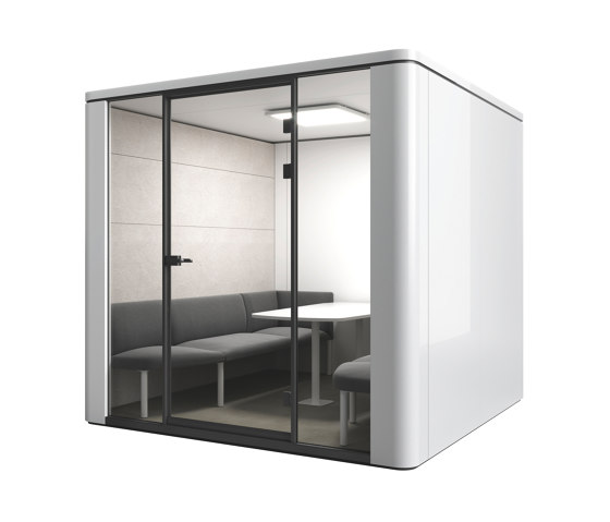 se:cube de Sedus Stoll | Box de bureau