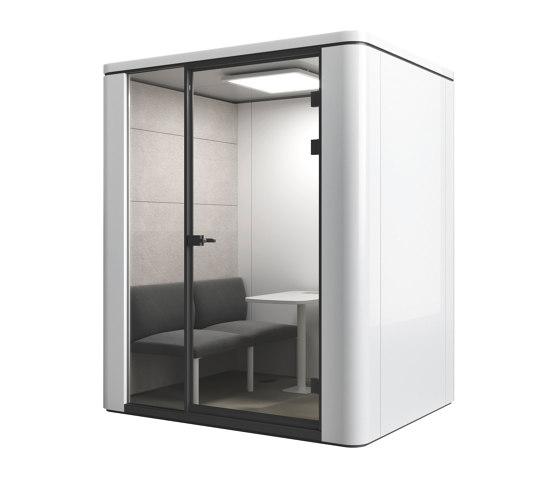 se:cube by Sedus Stoll   Office Pods