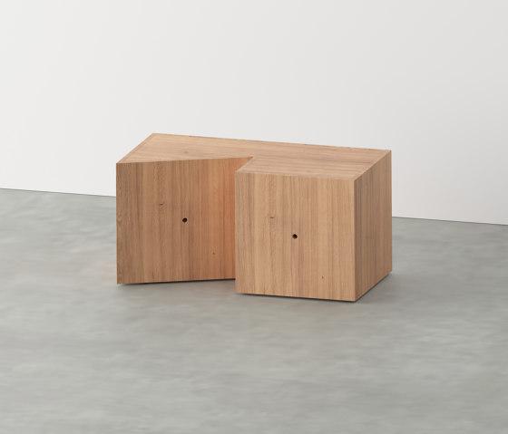 Segments 352OL-R low double by Atelier Areti | Sideboards