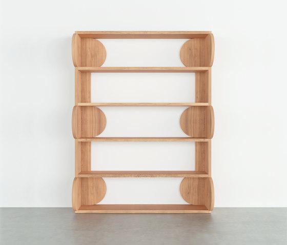 Symmetry 372OF-R02 by Atelier Areti   Shelving
